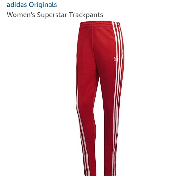 adidas Pants - Adidas Original Women Superstar Trackpants